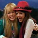 Miley Cyrus and Selena Gomez - Hannah Montana (2006)