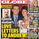 Prince Andrew - Globe Magazine Cover [United States] (26 October 2020)