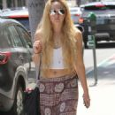 Annasophia Robb Out In Beverly Hills