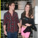 Jaqueline Wood and Daren Kagasoff