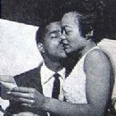 Sammy Davis, Jr. and Eartha Kitt