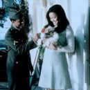 Larenz Tate and Lela Rochon