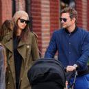 Bradley Cooper and Irina Shayk in New York City - 454 x 418