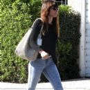 Jessica Biel out in Studio City - 454 x 681