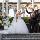 Mike Mizanin and Maryse Ouellet - wedding photo
