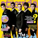 The Wanted - Atrevida Magazine Cover [Brazil] (February 2013)