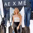 Sailor Brinkley Cook – AE x Young Money Collab and Fall 2019 Campaign Celebration in NYC - 454 x 681