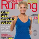 Kristin Chenoweth - Women's Running Magazine Cover [United States] (June 2014)