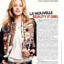 Camille Rowe - Elle Magazine Pictorial [France] (24 February 2012)
