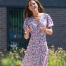 Kate Middleton – Visits children's hospice in Norwich - 454 x 779