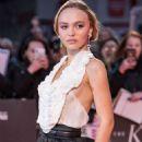 Lily Rose Depp – 'The King' Premiere – 63rd BFI London Film Festival
