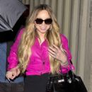 Mariah Carey – Arrives at Craig's in West Hollywood - 454 x 536
