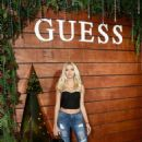 Jordyn Jones – GUESS Holiday 2018 Event in West Hollywood - 454 x 681