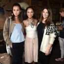 Jamie Chung attends The Glam App's Glamchella at the Petit Ermitage on April 7, 2015 in Los Angeles, California - 454 x 581