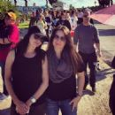 January 17th, 2015 - Shannen and Holly along with thousands of other animal advocates protest in Historic Virginia Key Beach Park in Miami, Florida calling for the release of a whale named Lolita from the Miami Seaquarium, where she has been held captive