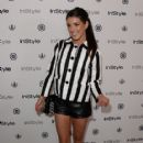 Shenae Grimes attends the InStyle Summer Soiree held Poolside at the Mondrian hotel on August 14, 2013 in West Hollywood, California