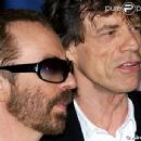 Dave Stewart and Mick Jagger - 454 x 346