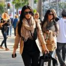 Kim Kardashian's Beverly Hills Weekend Retail Therapy
