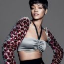 Rihanna Vogue USA March 2014 - 454 x 605