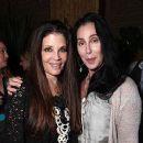 Best friends Loree Rodkin and Cher - 405 x 384