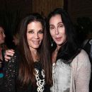 Best friends Loree Rodkin and Cher