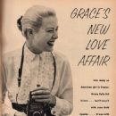 Grace Kelly - Movie World Magazine Pictorial [United States] (December 1955)