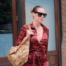 Heidi Klum leaves Greenwich Hotel in New York   (June 23, 2017) - 454 x 560