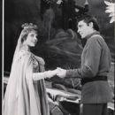 Camelot (musical) Julie Andrews and Richard Burton 1960 - 451 x 550