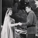 Camelot (musical) Julie Andrews and Richard Burton 1960