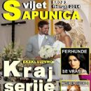 William Levy, Ximena Navarrete - Svijet Sapunica Magazine Cover [Bosnia and Herzegovina] (February 2014)