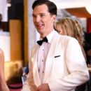 Benedict Cumberbatch - The 87th Annual Academy Awards
