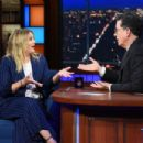 Drew Barrymore – 'The Late Show with Stephen Colbert' in NY - 454 x 303