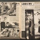 Dawn Addams - Cine Tele Revue Magazine Pictorial [France] (9 September 1960) - 454 x 303