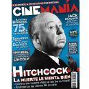 Anthony Hopkins - Cinemanía Magazine Cover [Mexico] (January 2013)