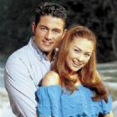 Aracely Arambula and Fernando Colunga
