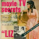 Elizabeth Taylor - Movie TV Secrets Magazine Cover [United States] (December 1962)