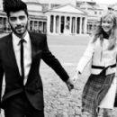 Gigi Hadid and Zayn Malik - Vogue Magazine Pictorial [United States] (May 2016)