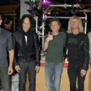 Def Leppard Kick Off 'Viva Hysteria' Residency With Memorabilia Display Dedication at the Hard Rock Hotel and Casin in Las Vegas - 454 x 286