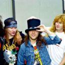 Guns N' Roses, Megadeth and Metallica