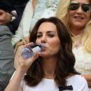 Kate Middleton – Mens Singles Final at Wimbledon Tennis Championships in London - 454 x 684