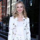 Sara Paxton – Arrives at AOL Build Series in NYC - 454 x 666
