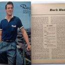 Rock Hudson - Movieland Magazine Pictorial [United States] (October 1954) - 454 x 364