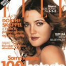Drew Barrymore - Elle Magazine Cover [Norway] (June 2003)