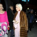 Katy Perry – Seen at Craig's for dinner on Valentine's Day