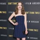 "Actress Gillian Jacobs attends the ""Don't Think Twice"" New York Premiere at Sunshine Landmark on July 20, 2016 in New York City"