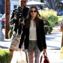 Jessica Biel – Shopping in West Hollywood