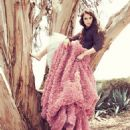 Lily Collins Teen Vogue US October 2011