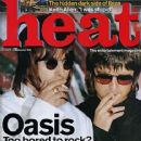 Liam Gallagher - Heat Magazine Cover [United Kingdom] (2 September 1999)