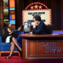 Mindy Kaling – 'The Late Show with Stephen Colbert' in NY