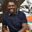 Idris Elba- August 2, 2017- Celebrities Visit Univision's 'Despierta America' - 411 x 600